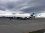 北の熊さんが、新千歳空港で撮影したポレット・エアラインズ Il-96-400Tの航空フォト(写真)