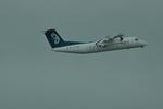 snow_shinさんが、オークランド空港で撮影したエア・ネルソン DHC-8-311Q Dash 8の航空フォト(飛行機 写真・画像)