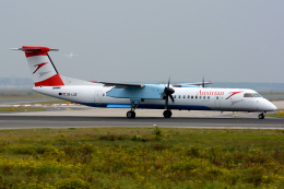 航空フォト:OE-LGE チロリアン・エアウェイズ DHC-8-400