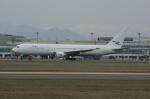 北の熊さんが、新千歳空港で撮影したライアン・インターナショナル・エアラインズ 767-3Y0/ERの航空フォト(飛行機 写真・画像)