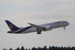 ANA744Foreverさんが、成田国際空港で撮影したタイ国際航空 787-8 Dreamlinerの航空フォト(写真)