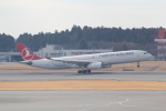 ANA744Foreverさんが、成田国際空港で撮影したターキッシュ・エアラインズ A330-343Xの航空フォト(写真)