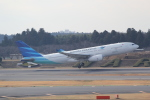 ANA744Foreverさんが、成田国際空港で撮影したガルーダ・インドネシア航空 A330-243の航空フォト(写真)