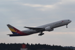 ANA744Foreverさんが、成田国際空港で撮影したアシアナ航空 777-28E/ERの航空フォト(写真)