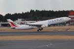 ANA744Foreverさんが、成田国際空港で撮影したスリランカ航空 A330-343Eの航空フォト(写真)