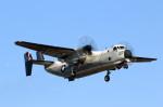 take_2014さんが、厚木飛行場で撮影したアメリカ海軍 C-2 Greyhoundの航空フォト(写真)