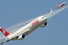 ミリテール・ド・ペイエルヌ飛行場 - Aérodrome militaire de Payerne [LSMP]で撮影されたスイスインターナショナルエアラインズ - Swiss International Air Lines [LX/SWR]の航空機写真