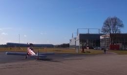 tohkuno563さんが、ドイツ博物館シュライスハイム航空館で撮影したドイツ個人所有 DH.82 Tiger Mothの航空フォト(飛行機 写真・画像)