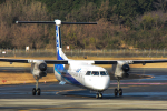 パンダさんが、熊本空港で撮影したANAウイングス DHC-8-402Q Dash 8の航空フォト(写真)