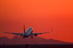 パンダさんが、熊本空港で撮影したソラシド エア 737-81Dの航空フォト(写真)