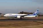 ぽんさんが、高松空港で撮影した全日空 787-9の航空フォト(写真)