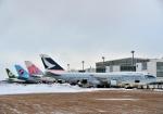 Cygnus00さんが、新千歳空港で撮影したキャセイパシフィック航空 747-412の航空フォト(写真)