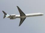 U.Tamadaさんが、マイアミ国際空港で撮影したアメリカ司法省  MD-83 (DC-9-83)の航空フォト(写真)