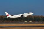 パンダさんが、熊本空港で撮影した日本航空 767-346の航空フォト(写真)