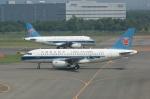 北の熊さんが、新千歳空港で撮影した中国南方航空 A319-132の航空フォト(写真)