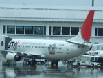 rjnsphotoclub-No.07さんが、那覇空港で撮影した日本トランスオーシャン航空 737-4Q3の航空フォト(写真)