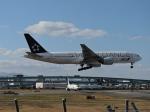 わたくんさんが、福岡空港で撮影した全日空 777-281の航空フォト(写真)
