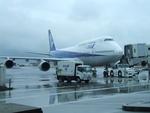 rjnsphotoclub-No.07さんが、那覇空港で撮影した全日空 747-481(D)の航空フォト(飛行機 写真・画像)