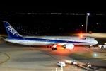tsubasa0624さんが、羽田空港で撮影した全日空 787-9の航空フォト(写真)
