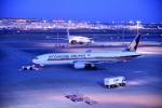 tsubasa0624さんが、羽田空港で撮影したシンガポール航空 777-212/ERの航空フォト(写真)