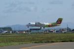 北の熊さんが、札幌飛行場で撮影したエアーニッポンネットワーク DHC-8-314Q Dash 8の航空フォト(写真)