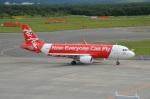 Pぱぱさんが、新千歳空港で撮影したエアアジア・ジャパン(〜2013) A320-216の航空フォト(写真)