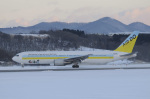 カワPさんが、函館空港で撮影したAIR DO 767-33A/ERの航空フォト(飛行機 写真・画像)
