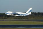 北の熊さんが、新千歳空港で撮影したヴォルガ・ドニエプル航空 An-124-100M Ruslanの航空フォト(飛行機 写真・画像)