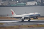 tsubasa0624さんが、羽田空港で撮影した中国国際航空 A330-243の航空フォト(写真)