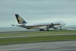 snow_shinさんが、オークランド空港で撮影したシンガポール航空カーゴ 747-412F/SCDの航空フォト(飛行機 写真・画像)