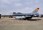 RA-86141さんが、台中空港で撮影した中華民国空軍 F-16B Fighting Falconの航空フォト(写真)