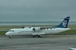 snow_shinさんが、オークランド空港で撮影したマウントクック・エアライン ATR-72-500 (ATR-72-212A)の航空フォト(飛行機 写真・画像)
