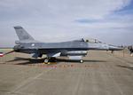 RA-86141さんが、台中空港で撮影した中華民国空軍 F-16A Fighting Falconの航空フォト(写真)