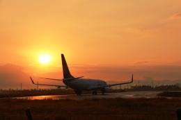 米子空港 - Yonago Airport [YGJ/RJOH]で撮影されたスカイマーク - Skymark Airlines [BC/SKY]の航空機写真