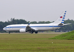 RA-86141さんが、台中空港で撮影した中華民国空軍 737-8ARの航空フォト(飛行機 写真・画像)
