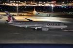 ショウさんが、羽田空港で撮影したカタール航空 787-8 Dreamlinerの航空フォト(写真)