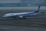 アイスコーヒーさんが、羽田空港で撮影した全日空 777-281/ERの航空フォト(飛行機 写真・画像)