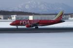 北の熊さんが、新千歳空港で撮影したフジドリームエアラインズ ERJ-170-100 (ERJ-170STD)の航空フォト(写真)