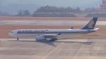 Joe0217さんが、広島空港で撮影したシンガポール航空 A330-343Xの航空フォト(写真)