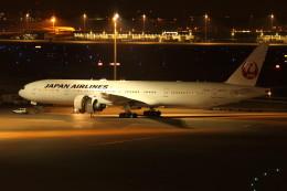 アイスコーヒーさんが、羽田空港で撮影した日本航空 777-346/ERの航空フォト(写真)