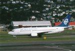 Wasawasa-isaoさんが、ウェリントン国際空港で撮影したニュージーランド航空 737-33Aの航空フォト(飛行機 写真・画像)