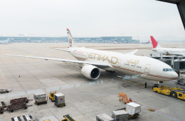 coolinsjpさんが、仁川国際空港で撮影したエティハド航空 777-237/LRの航空フォト(飛行機 写真・画像)