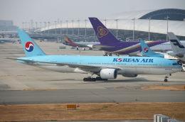 航空フォト:HL7750 大韓航空 777-200