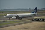 snow_shinさんが、シドニー国際空港で撮影したニュージーランド航空 A320-232の航空フォト(写真)