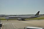 snow_shinさんが、シドニー国際空港で撮影したシンガポール航空 777-312の航空フォト(飛行機 写真・画像)