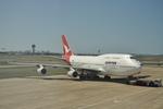 snow_shinさんが、シドニー国際空港で撮影したカンタス航空 747-438の航空フォト(写真)