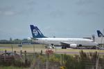 snow_shinさんが、クライストチャーチ国際空港で撮影したニュージーランド航空 737-3K2の航空フォト(写真)