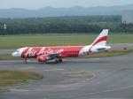 北の熊さんが、新千歳空港で撮影したエアアジア・ジャパン(〜2013) A320-216の航空フォト(写真)