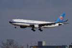 tsubasa0624さんが、成田国際空港で撮影した中国南方航空 A330-223の航空フォト(写真)