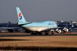 tsubasa0624さんが、成田国際空港で撮影した大韓航空 747-4B5の航空フォト(飛行機 写真・画像)